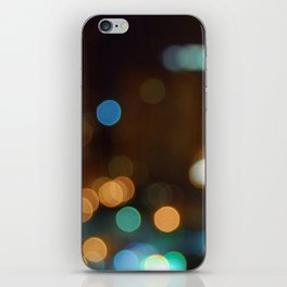 Light 4 iPhone Skin