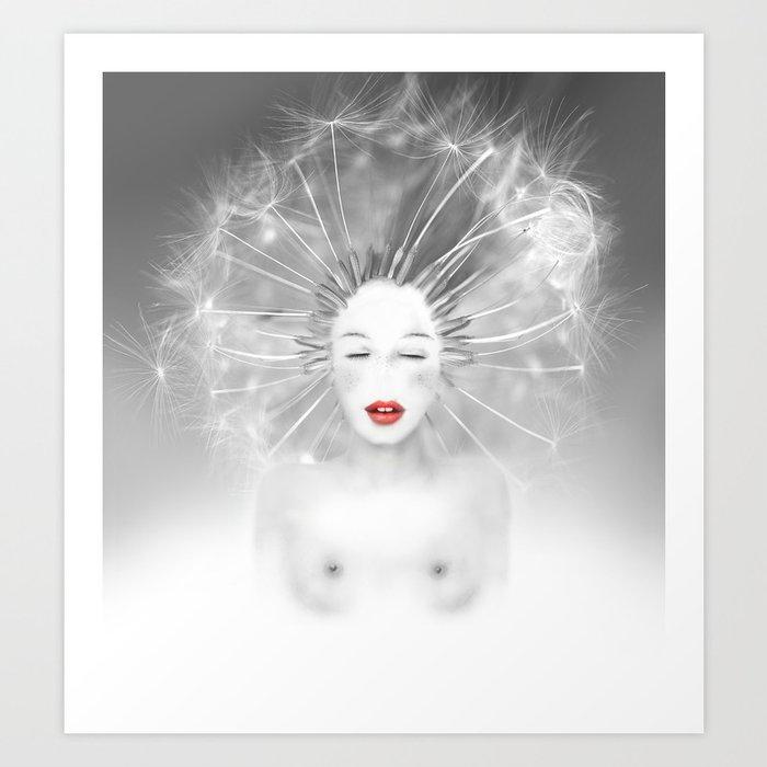 Connexion Art Print