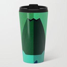 Minimalistic Bulba Poke Travel Mug