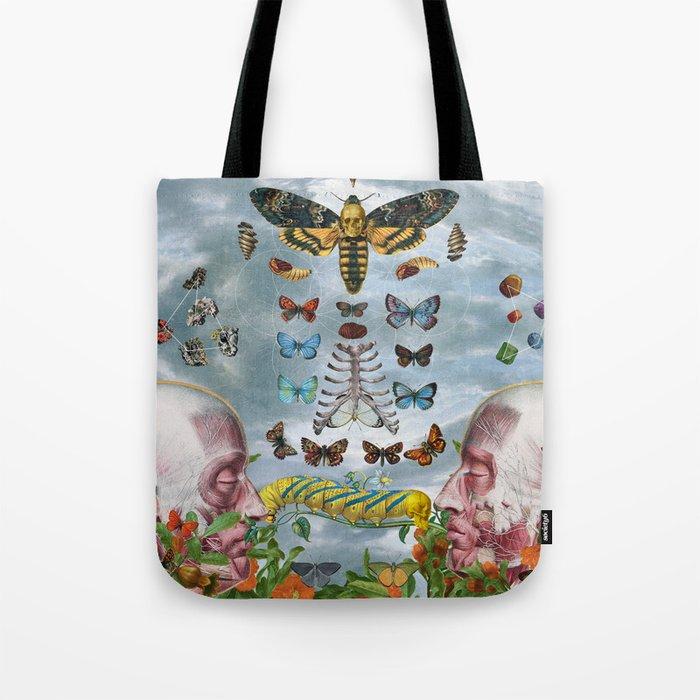 Chrysalis Tote Bag