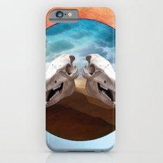 Desert Horse Skulls Slim Case iPhone 6s