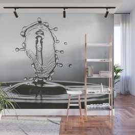 Water drops image #0478 Wall Mural