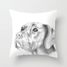 Bella :: By Definition, Beautiful Throw Pillow