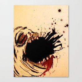 Tasteless  Canvas Print
