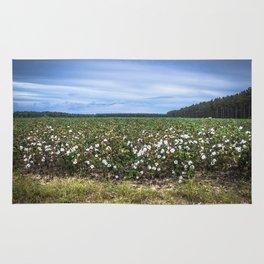 Cotton Fields  Rug