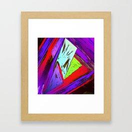 The fast trap 2 Framed Art Print