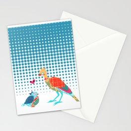 Nerd Birds Stationery Cards