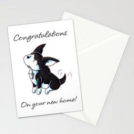 Boston Housewarming Stationery Cards