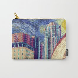 Minneapolis Starry Night Carry-All Pouch