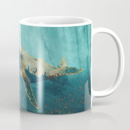Light Beneath Coffee Mug