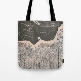 succession within succession Tote Bag