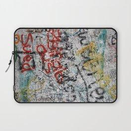 berlin wall Laptop Sleeve