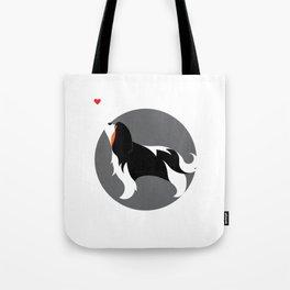Cavalier King Charles Love Tote Bag