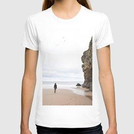 Sunderland coast in United Kingdom T-shirt