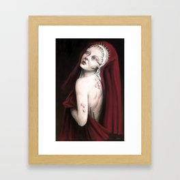 Matrona Imperivm Framed Art Print