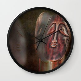 The Seekers Wall Clock