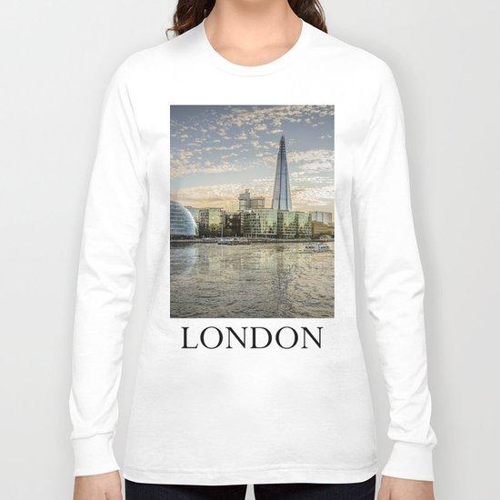 London waterfront Long Sleeve T-shirt