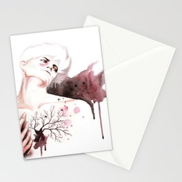 Judas Kiss Stationery Cards