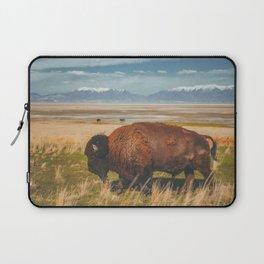 Wild Bison Utah Nature Laptop Sleeve