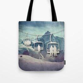 Lift Me Up Tote Bag