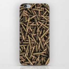 Rifle bullets iPhone Skin