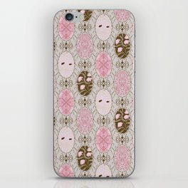 Vintage pattern iPhone Skin