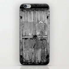 tattered 1 iPhone & iPod Skin