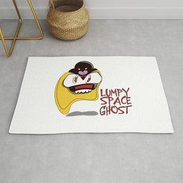 Lumpy Space Ghost Rug