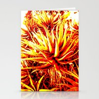 cacti Stationery Cards featuring CACTI by Charles Harry Mackenzie