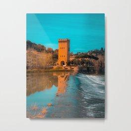 Wonderful Firenze Metal Print