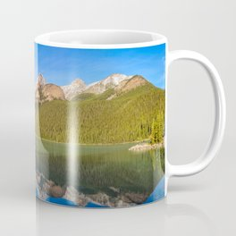 Lake Louise panorama, Canada. Coffee Mug