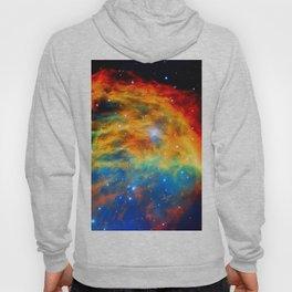 Rainbow Medusa Nebula Hoody