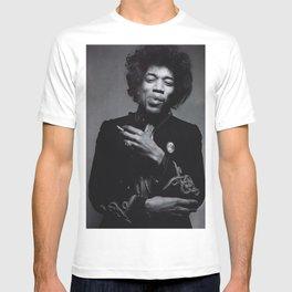 Jimi Hendrix Posters Prints, Singer Print, Rock Music Legends, Vintage Photo, Black White Poster, Celebrity Poster, Wall Art Print, Vintage T-shirt