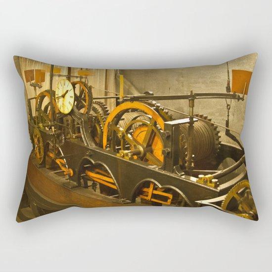 mechanical watch Rectangular Pillow