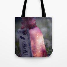 Drink me poison Tote Bag