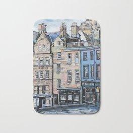 Old Town Edinburgh Bath Mat