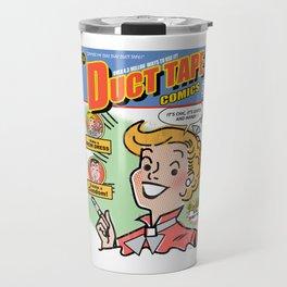 Duct Tape Comics Travel Mug