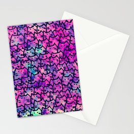 cats 405 Stationery Cards