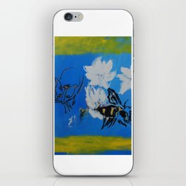 Chipper and the Bee iPhone Skin