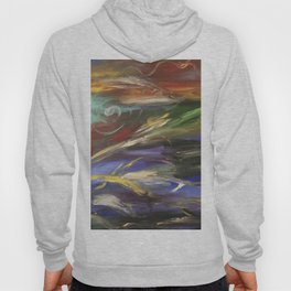 Colors in the Wind Hoody