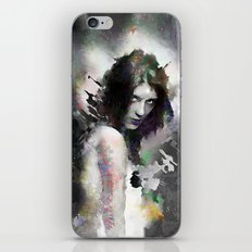 Night shift iPhone & iPod Skin