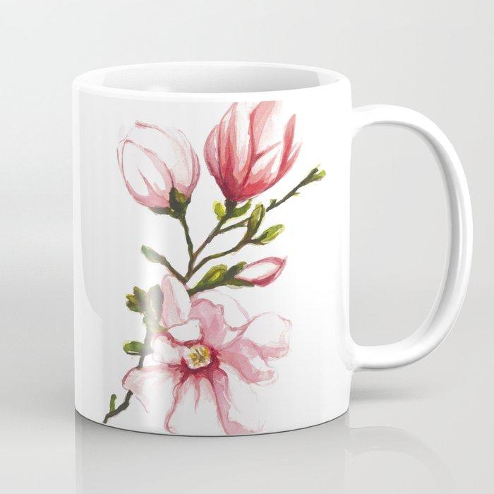 Magnolia flower Coffee Mug