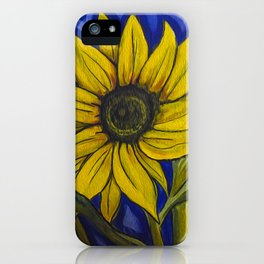Here Comes The Sun iPhone Case