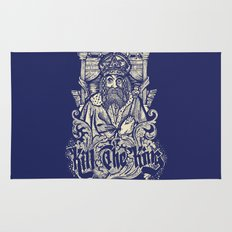 Kill The king Rug