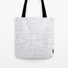 Makai Geo White Tote Bag