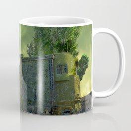 Post Apocalyptic Royton NHS Doctors Building Coffee Mug