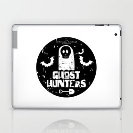 The Singular Fortean Society Ghost Hunters Laptop & iPad Skin