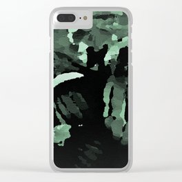 Night Vision Clear iPhone Case