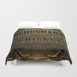 Whiskey Duvet Cover