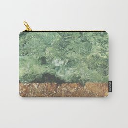 Sea contrast Carry-All Pouch